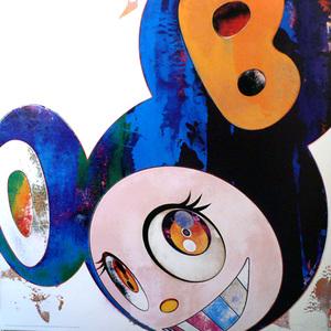 And Then Cream by Takashi Murakami