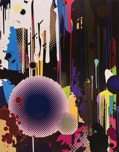 Davy Jones' Tear by Takashi Murakami at Takashi Murakami