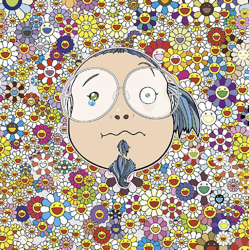 Murakami-kun, Quel Surprise Et Quel Dommage by Takashi Murakami at Lieberman Gallery