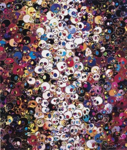 Rule My Dreams by Takashi Murakami at Lieberman Gallery