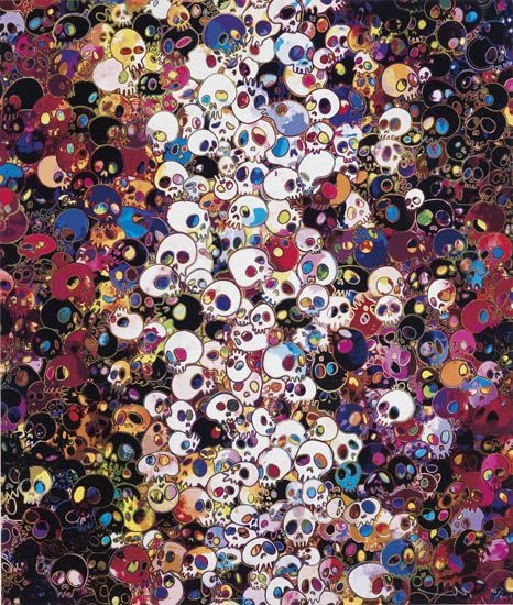 Rule My Dreams by Takashi Murakami