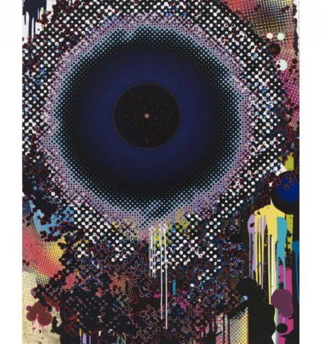 Warp by Takashi Murakami