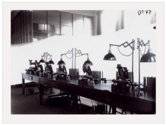 Maschine 1410 by Thomas Ruff at InvesArt Gallery