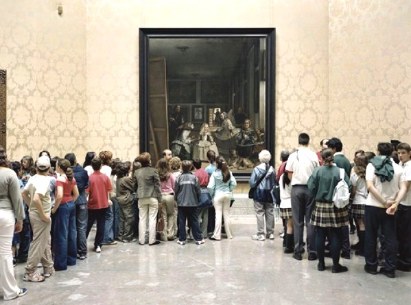 Museo Del Prado / Madrid (room 12) by Thomas Struth