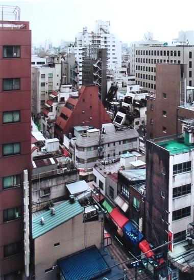 Tokyo (suburb Of Bunkyo) by Thomas Struth