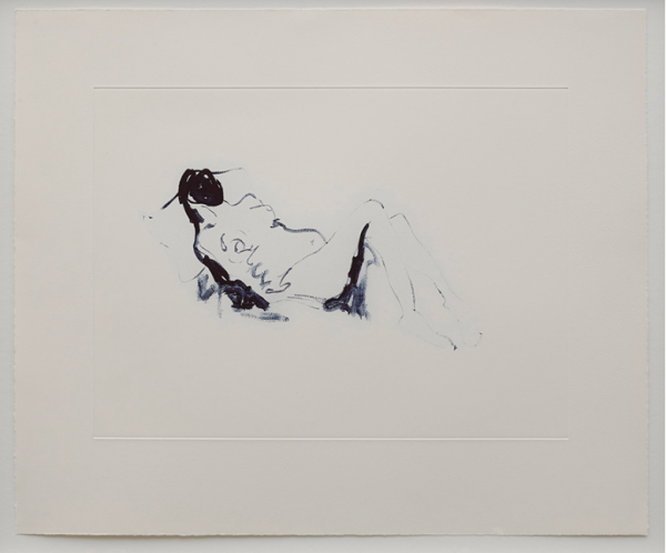 Further Back To You by Tracey Emin at