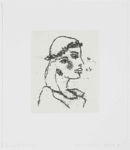 Beautiful Girl (2) by Tracey Emin at