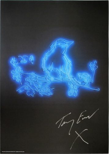 My Favourite Little Bird by Tracey Emin at