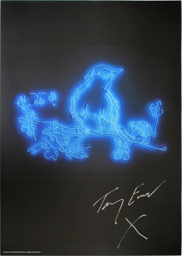 My Favourite Little Bird by Tracey Emin