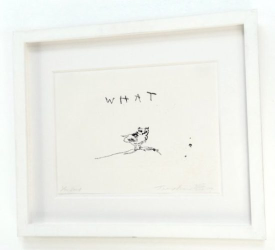 You Said by Tracey Emin at