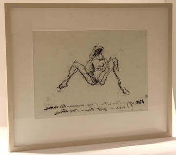 Tracey Emin – Untitled 1 by Tracey Emin at