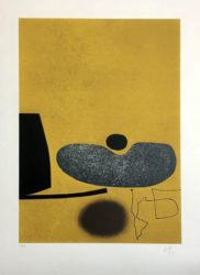 Points Of Contact 16 by Victor Pasmore at ModernPrints.co.uk