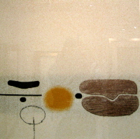 Points Of Contact 31 by Victor Pasmore at