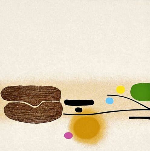 Points Of Contact 36 by Victor Pasmore at