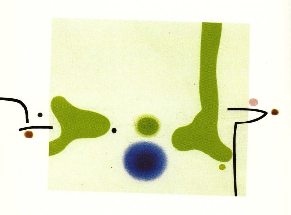 Senza Titolo 3 by Victor Pasmore at