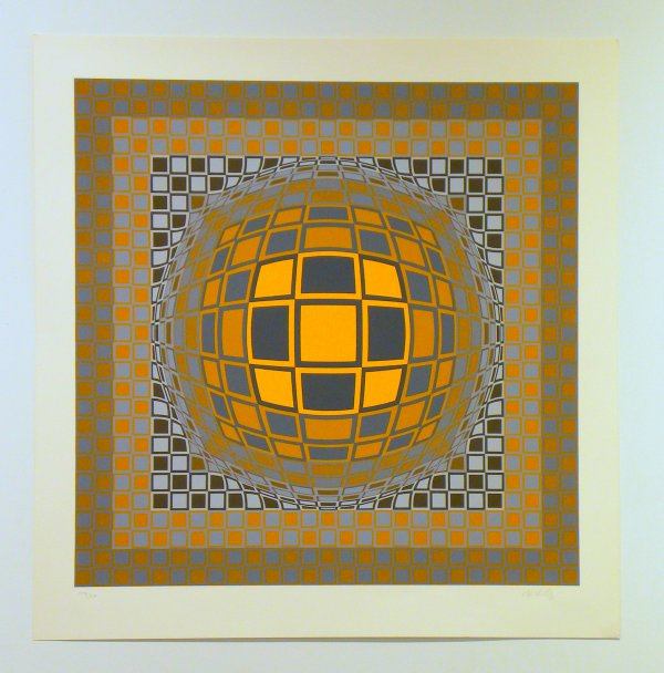 Zeng by Victor Vasarely