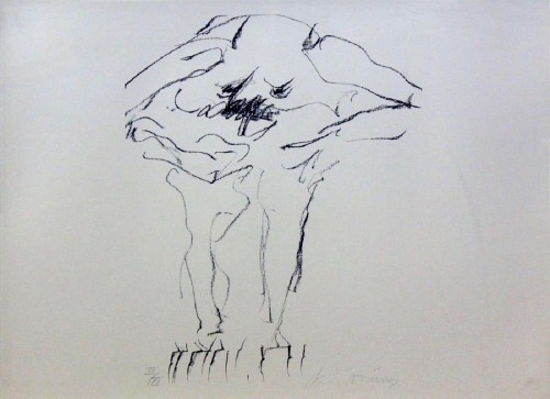 Clam Digger by Willem De Kooning at Willem De Kooning