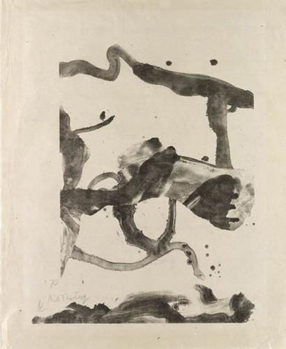 Souvenir Of Montauk by Willem De Kooning