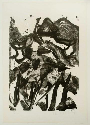 The Marshes by Willem De Kooning at Willem De Kooning