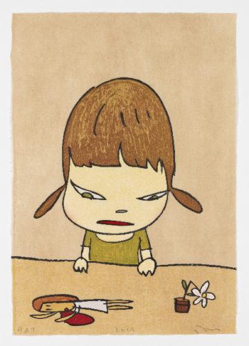 Broken Treasures by Yoshitomo Nara
