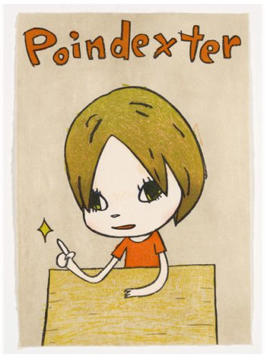 Poindexter by Yoshitomo Nara