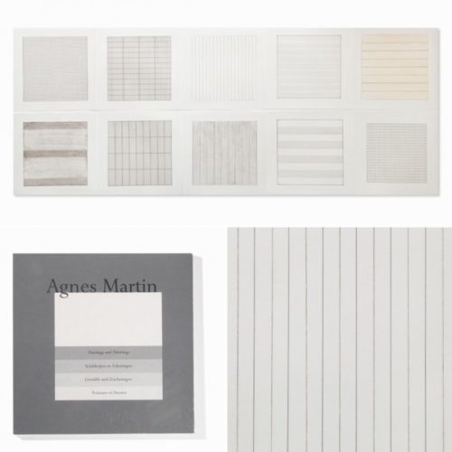 Untitled (from Paintings And Drawings: 1974-1990) by Agnes Martin at