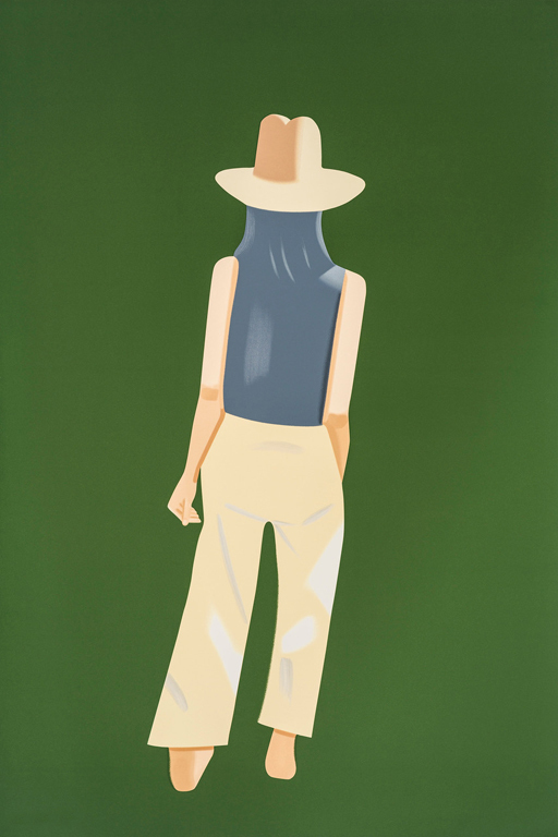 Departure (ada) by Alex Katz