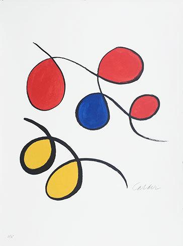 Untitled by Alexander Calder at