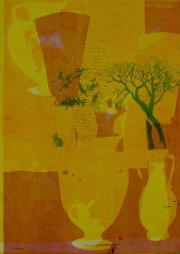 Dream Vessels (autumn) by Amanda Danicic at Amanda Danicic