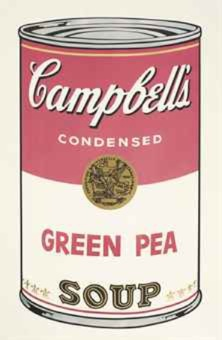 Campbell's Soup (Green Pea)