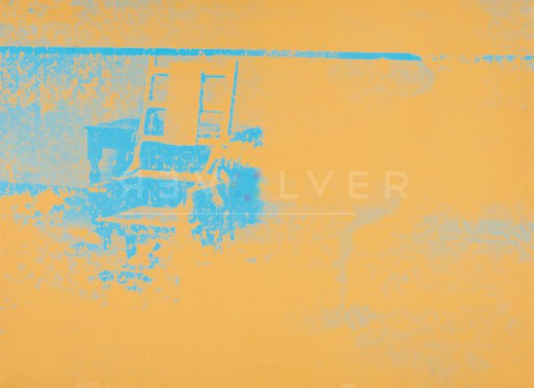 Electric Chair (fs Ii.83) by Andy Warhol