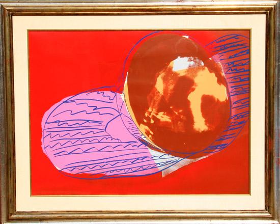 Gems, Fs Iia. 186 by Andy Warhol