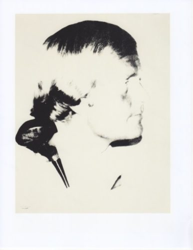 Jack Nicklaus by Andy Warhol at