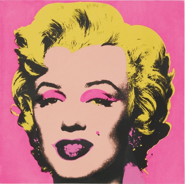 Marilyn Fs.ii.31 by Andy Warhol