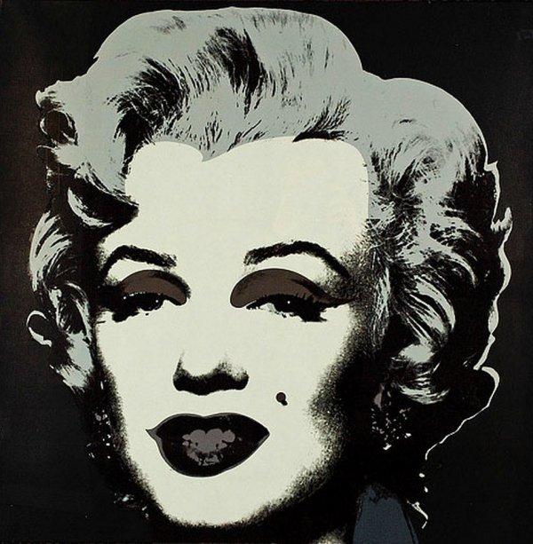 Marilyn Ii.24 by Andy Warhol
