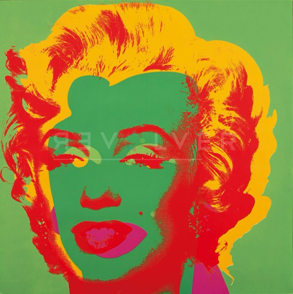 Marilyn Monroe (fs Ii.25) by Andy Warhol