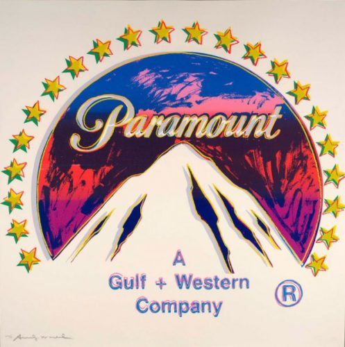 Paramount (fs Ii.352) by Andy Warhol at Andy Warhol