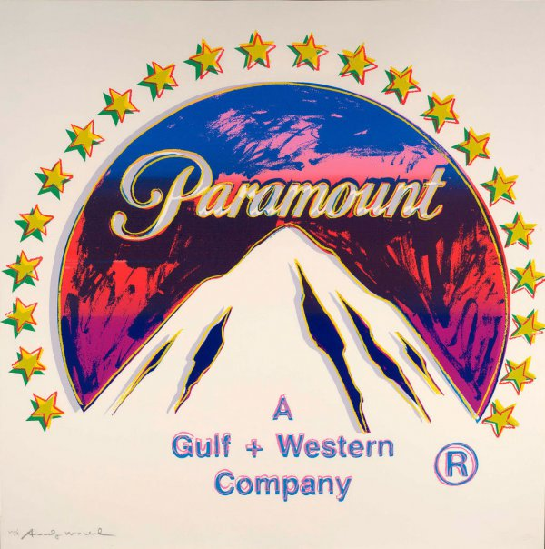 Paramount (fs Ii.352) by Andy Warhol