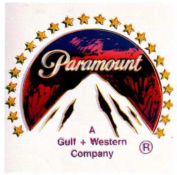Paramount (ii.352) by Andy Warhol