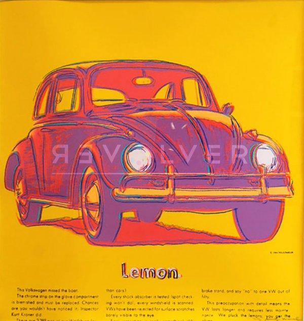 Volkswagen Ii.358 by Andy Warhol