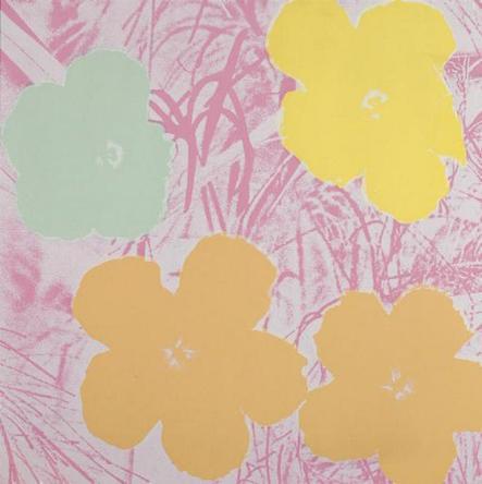 Flowers (fs Ii.70) by Andy Warhol