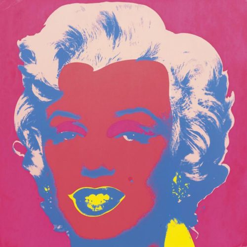 Marilyn Monroe (fs Ii.22) by Andy Warhol