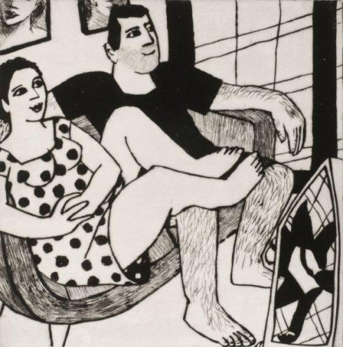Watching Mad Men by Anita Klein at