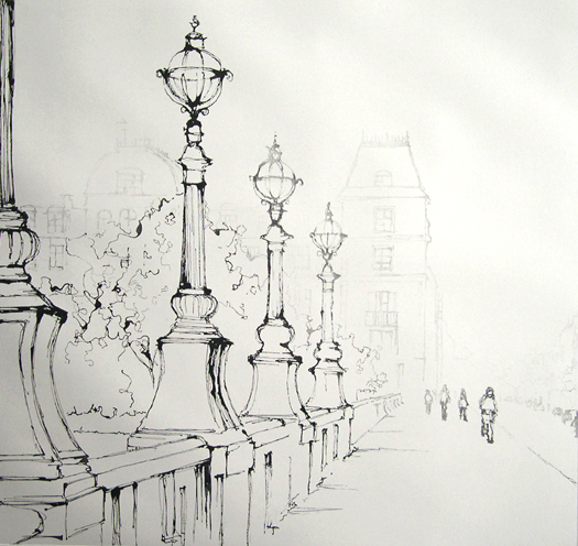 Bridge Lines by Anja Percival