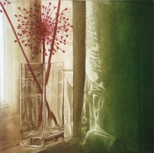 Dusk Light Viii by Anja Percival