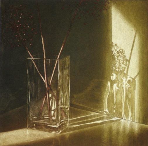 Dusk Light Vii by Anja Percival
