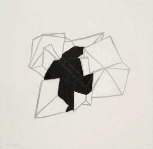 Conglomerate (black) by Anna Hepler