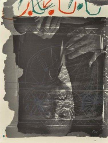 Trobadors-5 by Antoni Clave