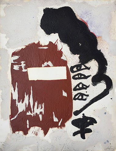 Ullis by Antoni Tapies