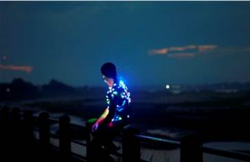 Power Boy by Apichatpong Weerasethakul at